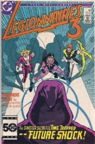 Legionnaires Three 1986 #1