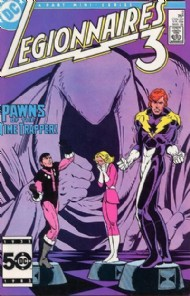 Legionnaires Three 1986 #2