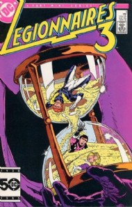 Legionnaires Three 1986 #3