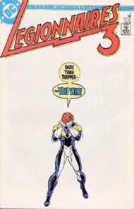 Legionnaires Three 1986 #4