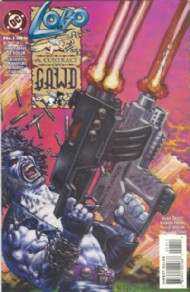 Lobo: a Contract on Gawd 1994 #1