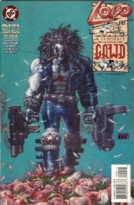 Lobo: a Contract on Gawd 1994 #2