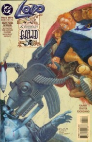 Lobo: a Contract on Gawd 1994 #4