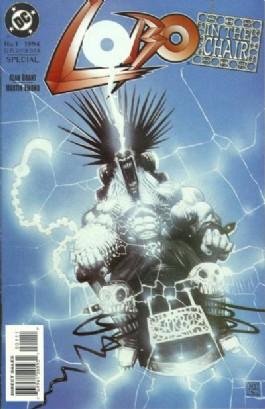 Lobo: in the Chair #1