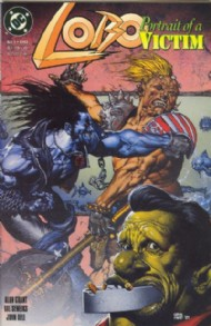 Lobo: Portrait of a Victim 1993 #1
