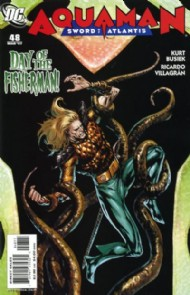 Aquaman (4th Series) 2003 - 2007 #48