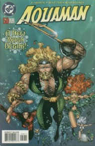 Aquaman (4th Series) 2003 - 2007 #50