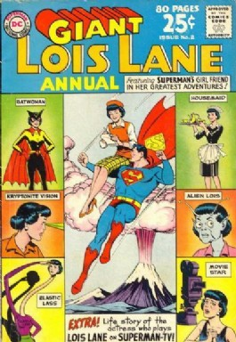 Lois Lane, Superman's Girlfriend #2