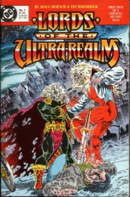 Lords of the Ultra-Realm #1