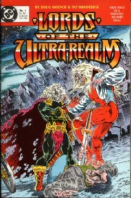 Lords of the Ultra-Realm 1986 #1