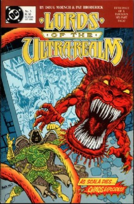 Lords of the Ultra-Realm #5