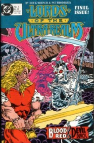 Lords of the Ultra-Realm 1986 #6
