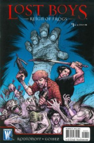Lost Boys: Reign of Frogs 2008 #1