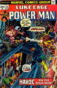 Luke Cage, Power Man 1974 - 1978 #18