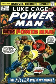 Luke Cage, Power Man 1974 - 1978 #21