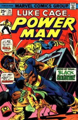 Luke Cage, Power Man #24