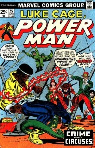 Luke Cage, Power Man 1974 - 1978 #25