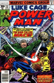 Luke Cage, Power Man 1974 - 1978 #43