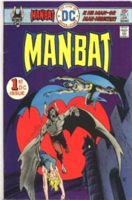 Man-Bat (1st Series) 1976 #1