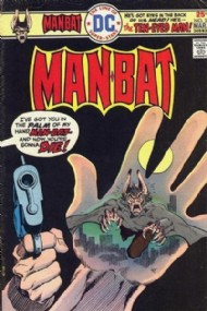 Man-Bat (1st Series) 1976 #2