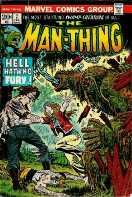 Man-Thing (1st Series) #2