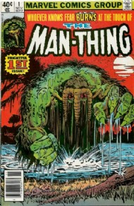 Man-Thing (2nd Series) 1979 - 1980 #1