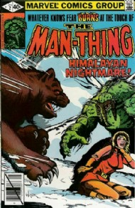 Man-Thing (2nd Series) 1979 - 1980 #2
