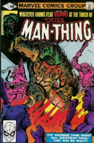 Man-Thing (2nd Series) 1979 - 1980 #3