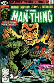 Man-Thing (2nd Series) 1979 - 1980 #4