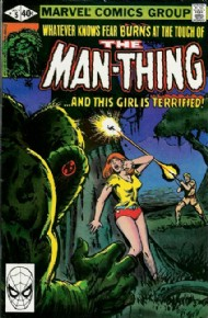 Man-Thing (2nd Series) 1979 - 1980 #5