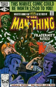Man-Thing (2nd Series) 1979 - 1980 #6