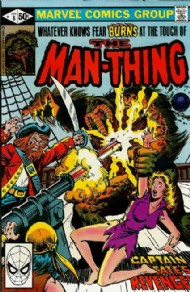 Man-Thing (2nd Series) 1979 - 1980 #8