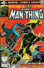 Man-Thing (2nd Series) 1979 - 1980 #10