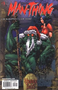 Man-Thing (3rd Series) 1997 - 1998 #3