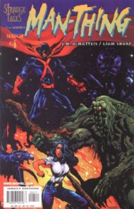 Man-Thing (3rd Series) 1997 - 1998 #4