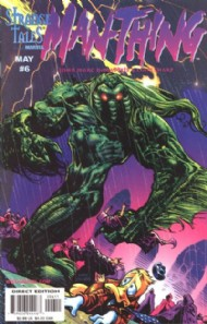 Man-Thing (3rd Series) 1997 - 1998 #6