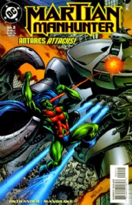 Martian Manhunter (Series Two) 1998 - 2001 #2