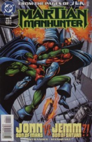 Martian Manhunter (Series Two) 1998 - 2001 #4