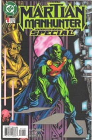 Martian Manhunter Special 1996 #1