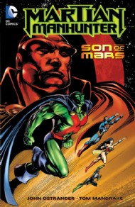 Martian Manhunter: Son of Mars 2014
