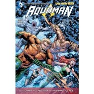 Aquaman (5th Series): Death of a King 2014 #4