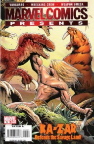 Marvel Comics Presents (2nd Series) 2007 - 2008 #5