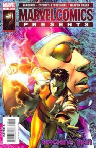 Marvel Comics Presents (2nd Series) 2007 - 2008 #8