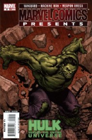 Marvel Comics Presents (2nd Series) 2007 - 2008 #9