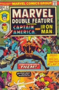 Marvel Double Feature 1973 - 1977 #2