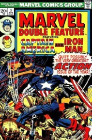 Marvel Double Feature 1973 - 1977 #3