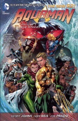 Aquaman (5th Series): the Others #2