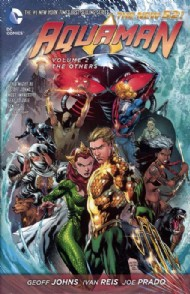 Aquaman (5th Series): the Others 2013 #2