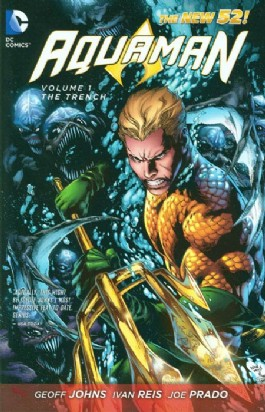 Aquaman (5th Series): the Trench #1