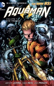 Aquaman (5th Series): the Trench 2012 #1